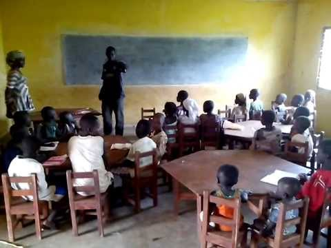 Drive Aid Ghana Education Project