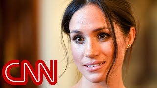 Meghan Markle faces scrutiny in British media