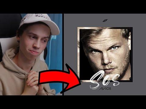 Avicii - SOS - ft. Aloe Blacc - (Dutch Reaction)