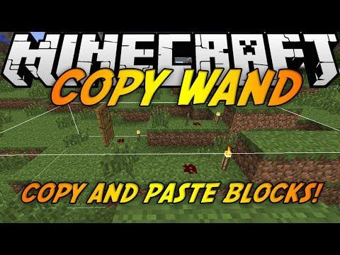 CopyWand - copia de la varita