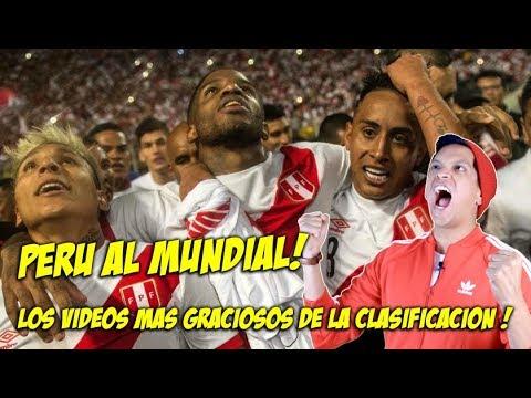 PERU AL MUNDIAL!  *Los Videos mas gracioso*  ??