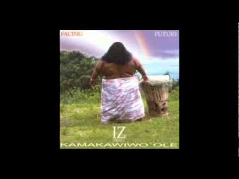 Israel Kamakawiwo`ole Somewhere Over The Rainbow (official Video) video