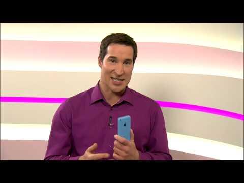 Telekom: Backup aus der iCloud wiederherstellen (mit dem iPhone 5C)