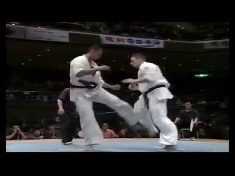 Kyokushin Karate Competition Highlights Image 1