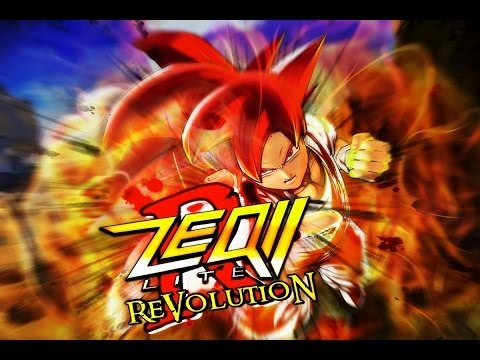 Dragon Ball Z : ZEQ2 Lite ReVolutioN Gold Edition   MysTeRious0619   HD