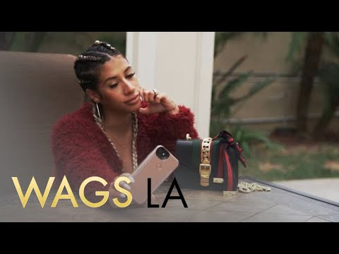 WAGS LA | Michelle Quick Leans on Dominique Penn While Her Hubby's Away | E!