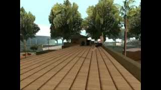 GTA Sa Parkour and Free Running (PK40 mod)