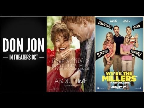 Trailer Thursdays: Don Jon, About Time, We're The Millers