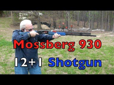 Mossberg 930 Rhythm 12+1 Shotgun