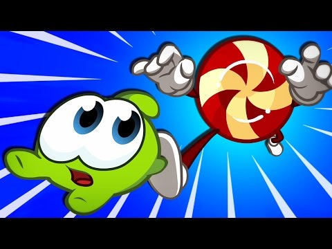 Om Nom Stories: MAD TEA PARTY | Cut The Rope Magic NEW Episodes | Funny Cartoons for Children