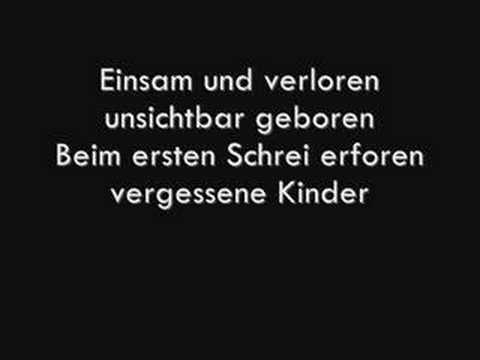Tokio Hotel - Vergessene Kinder
