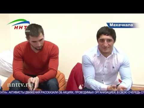 Абдулрашид Садулаев посетил офис МОД Я помощник президента.