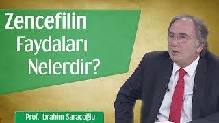 Zencefilin Faydaları Nelerdir? | Prof. İbrahim Saraçoğlu