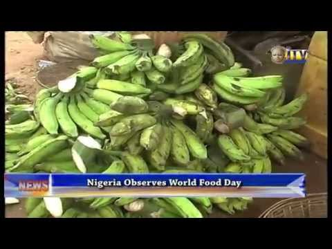 Nigeria Observes World Food Day