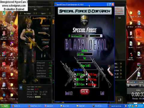 Special Force D-Coin Hack 2012
