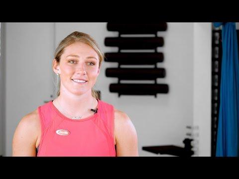 The Westin Riverfront Beaver Creek Mikaela Shiffrin Fitness & Spa Visit