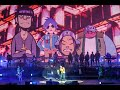 Gorillaz - Feel Good Inc LIVE at Boomtown Fair Festival 2018