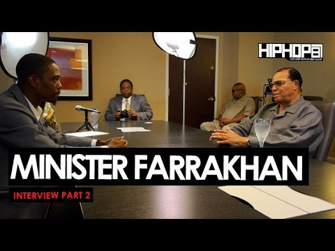 "Honorable Minister Farrakhan Tells Jay-Z To ""Cover Up Stripping Beyonce"" And Has Message For Youths Thinking He Killed Malcom X [Video]"