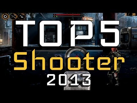 TOP 5 OUYA Shooter/FPS Games 2013 - Day of the OUYA TV