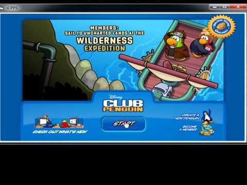 como ser socio de club penguin gratis (2011 este sis irve parte 2).wmv