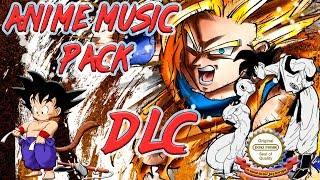 Dragon Ball Fighter Z - Anime Music Pack DLC