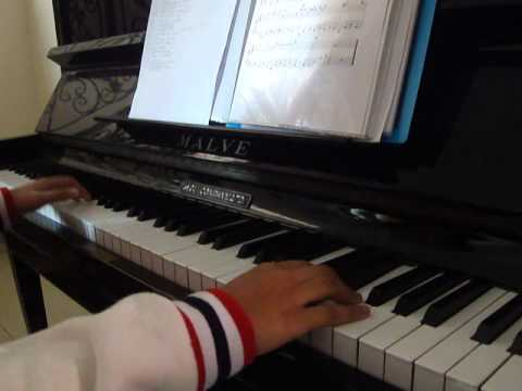 1 Malaysia Theme Song Piano By Nurine Syazwani video