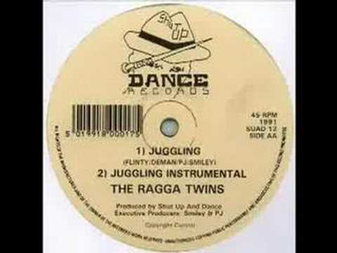 The Ragga Twins - Jugglin Video