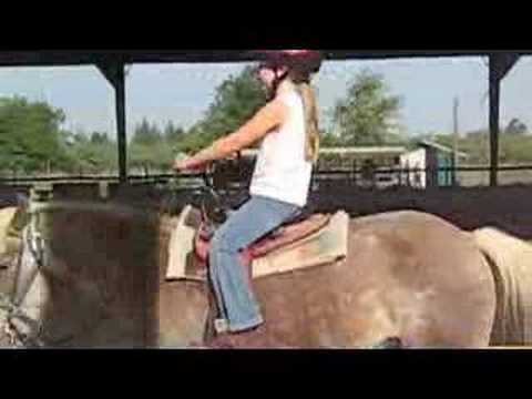 Megan Horse Riding Lessons 08