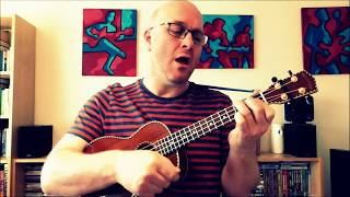 Peter, Paul and Mary's '500 Miles' - Folk Ukulele - Jez Quayle