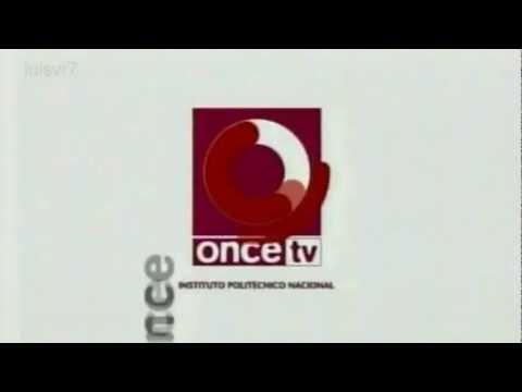 Once TV México | Anuncio 53 Años De Once TV México IPN Logotipos En 53 Años Once tv (2012)