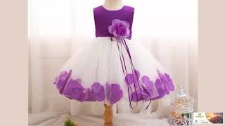Baby Girl 1 Year Birthday Dress Toddler Girl Christening Dress Party Dresses For Girls Many Colors 2