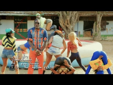 Aidonia - Fi The Jockey [Official Music Video HD]