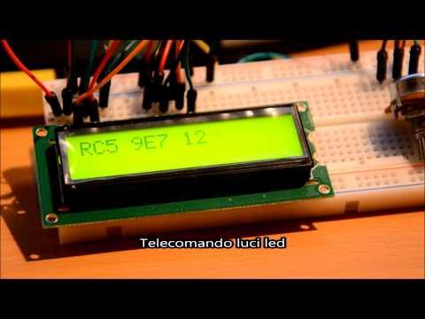 Tutorial Arduino - IR con TSOP1738
