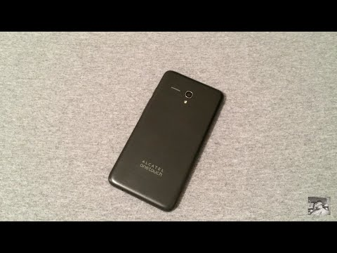 Alcatel One Touch Pixi Glory Review