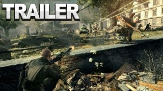 Sniper Elite V2  - KillCam #1 Trailer