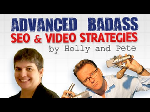 Holly Cooper and Peter Drew- Advanced SEO Strategies 2015