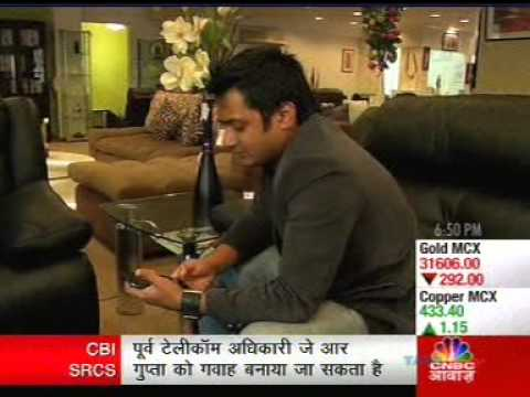 Micromax A110 Canvas 2 on CNBC Awaaz  Tech Guru 29 November. 2012