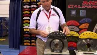 MGP Caliper Covers, 2011 SEMA Show booth - Restyling Magazine