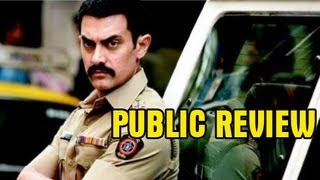 Talaash - Talaash Movie Public Review !