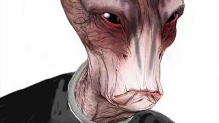 Mass Effect - Creating the Salarians and Batarians