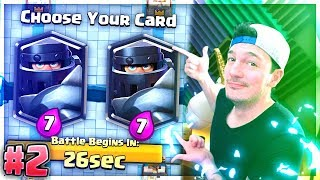 More 2V2, MEGA KNIGHTS and RAGE! // Clash Royale