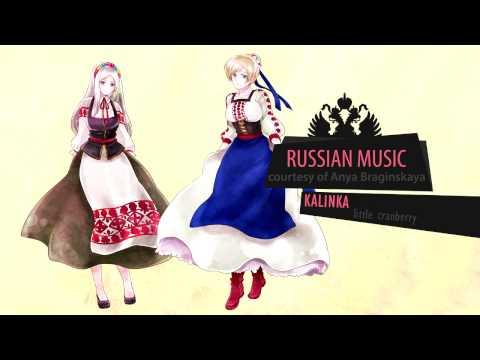 APH Hetalia - Russia - Kalinka (ft. Belarus & Ukraine)