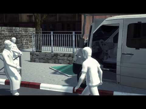 Jerusalem violence: Palestinian kills policeman, injures 13 with van