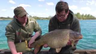 Carp Fishing @ Linear Fisheries With Scotty & Steve