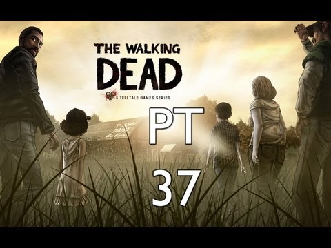 The Walking Dead Walkthrough PT. 37 - Episode Five: Face to Face
