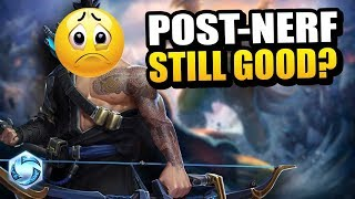 Hanzo - still good after nerf?? // Heroes of the Storm