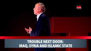 Gökhan Bacık | Trouble Next Door: Iraq, Syria and Islamic State