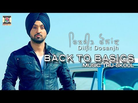 Kharku | Diljit Dosanjh & Tru-skool | Back To Basics video