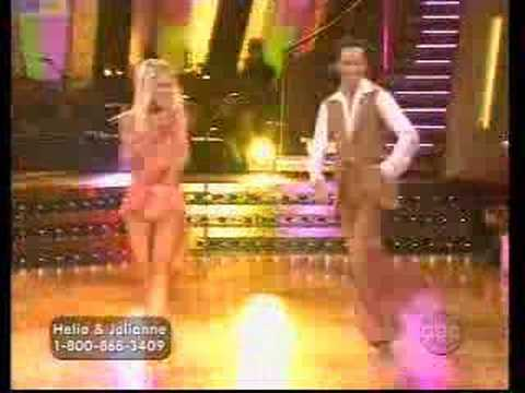 Dancing With The Stars - Helio & Julianne 10/29/2007 Video