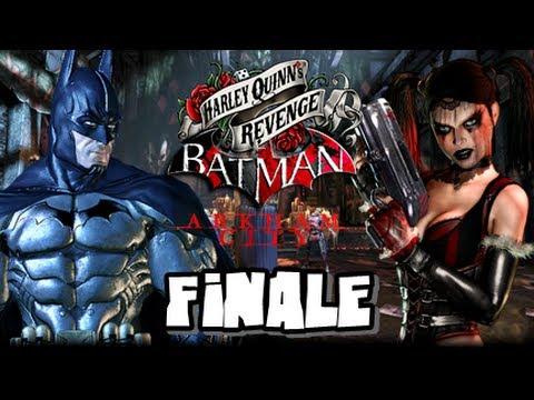 Batman Arkham City Armored Edition Wii U - (1080p) Harley Quinn's Revenge - Part 3 FINALE